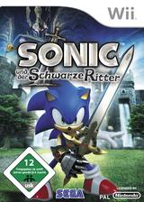 Sonic und der Schwarze Ritter Wii cover (RENP8P)