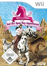 My Horse Club: Auf der Spur der Appaloosas Wii cover (REWYMR)