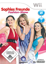 Sophies Freunde: Fashion-Show Wii cover (RFZP41)
