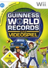 Guinness World Records: Das Videospiel Wii cover (RG5PWR)