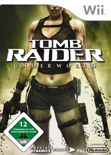 Tomb Raider: Underworld Wii cover (RH8P4F)