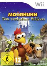 Moorhuhn - Das verbotene Schloss Wii cover (RHVPFR)