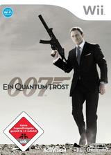 007: Ein Quantum Trost Wii cover (RJ2P52)