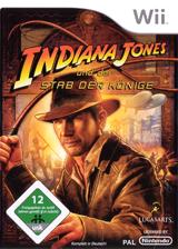 Indiana Jones und der Stab der Könige Wii cover (RJ8P64)