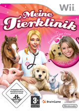 Meine Tierklinik Wii cover (RJDPKM)