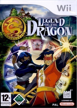 Legend Of The Dragon Wii cover (RLDPFK)