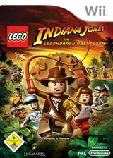 LEGO Indiana Jones: Die legendären Abenteuer Wii cover (RLIP64)
