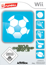 World Championship Sports Wii cover (RLQP52)