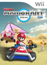 Wiimms MKW Fun 2014-04.pal CUSTOM cover (RMCP25)