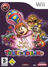 Myth Makers: Trixie in Toyland Wii cover (RMZPUG)