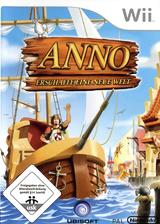 ANNO: Erschaffe eine neue Welt Wii cover (RN4P41)