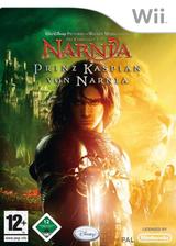 Die Chroniken Von Narnia: Prinz Kaspian Von Narnia Wii cover (RNNP4Q)