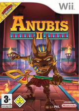 Anubis II Wii cover (RNVPUG)