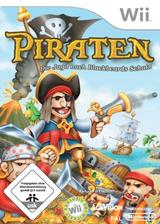 Piraten: Die Jagd nach Blackbeards Schatz Wii cover (RP7P52)