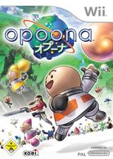 Opoona Wii cover (RPOPC8)