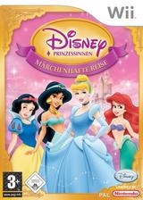 Disney Prinzessinnen: Märchenhafte Reise Wii cover (RPSP4Q)