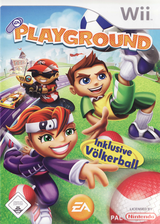 EA Playground Wii cover (RPXP69)