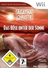 Agatha Christie: Das Böse unter der Sonne Wii cover (RQEP6V)