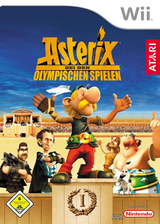 Asterix bei den Olympischen Spielen Wii cover (RQXP70)