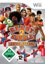 Ready 2 Rumble Revolution Wii cover (RR5P70)