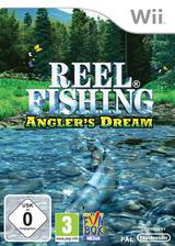 Reel Fishing: Angler's Dream Wii cover (RRFPE9)