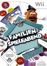 Hasbro: Familien-Spieleabend Wii cover (RRMX69)