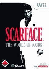Scarface: The World Is Yours Wii cover (RSCP7D)