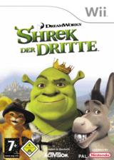 Shrek der Dritte Wii cover (RSKX52)