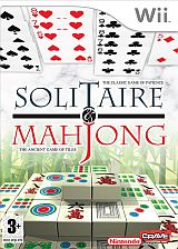 Solitaire & Mahjong Wii cover (RSOP4Z)