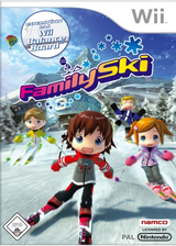 Family Ski Wii cover (RSQPAF)
