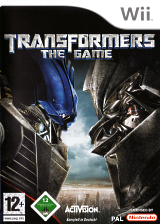 Transformers: The Game Wii cover (RTFX52)