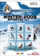 RTL Winter Sports 2008 Wii cover (RUCXRT)