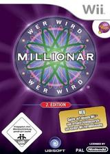 Wer wird Millionär 2 Wii cover (RW5P41)