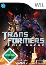 Transformers: Die Rache Wii cover (RXIP52)