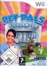 Pet Pals: Tierdoktor Wii cover (RYDP6V)