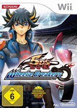 Yu-Gi-Oh! 5D's: Wheelie Breakers Wii cover (RYOPA4)