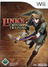 Link's Crossbow Training Wii cover (RZPP01)