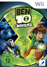 Ben 10: Omniverse Wii cover (S5TPAF)