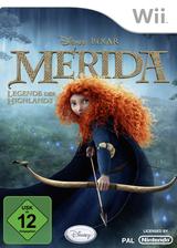 Merida - Legende der Highlands Wii cover (S6BP4Q)
