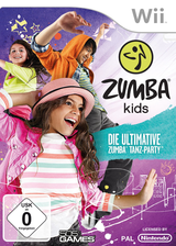 Zumba Kids: Die ultimate Zumba tanz-party Wii cover (S7FPGT)