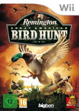 Remington Great American Bird Hunt Wii cover (SBHPNK)