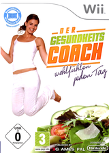 Der Gesundheitscoach Wii cover (SD3DSV)