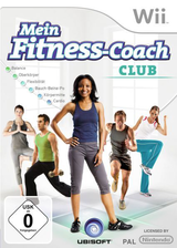 Mein Fitness-Coach:Club Wii cover (SF5P41)