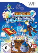 Family Trainer: Magical Carnival Wii cover (SFDPAF)