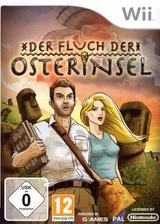Der Fluch der Osterinsel Wii cover (SFLDSV)
