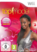Germany's Next Top Model 2010 Wii cover (SG3DSV)