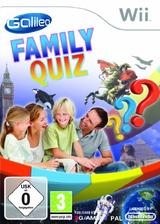 Galileo Family Quiz Wii cover (SG6DSV)