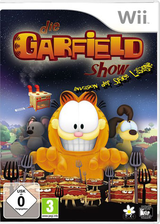 Die Garfield Show - Invasion der Space Lasagne Wii cover (SG7PVL)