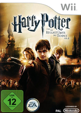 Harry Potter und die Heiligtümer des Todes - Teil 2 Wii cover (SH5P69)