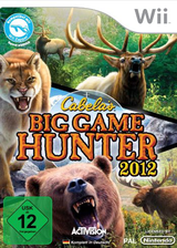 Cabela's Big Game Hunter 2012 Wii cover (SH6P52)